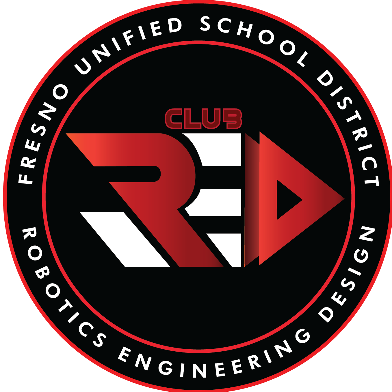 About - Club RED logo